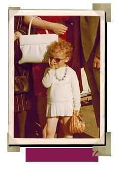 Motiv Marion im Sommer 1966