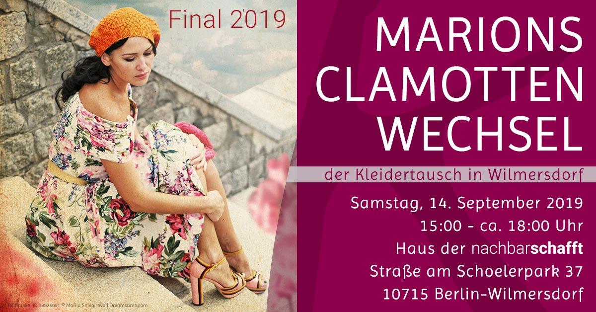 Kleidertausch in Berlin | Komood | Final 2019