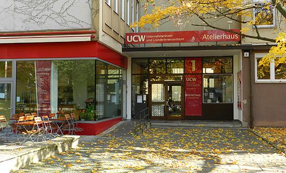 Motiv Eingangsbereich UCW