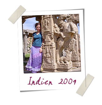 Motiv Marion in Indien 2009